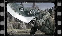 gamera versus guiron 1969